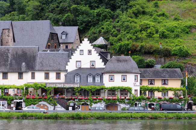 cityscape of village Beilstein at Moselle river in Germany. Typical half-timbered houses. Architecture Beilstein Beilstein Mosel Beilstein Moselle Building Exterior Built Structure Half-timbered Half-timbered House Half-timbered Houses House Human Settlement Mosel Moselle Moselle Valey Moseltal Residential District Residential Structure Summer Town Village Waterfront
