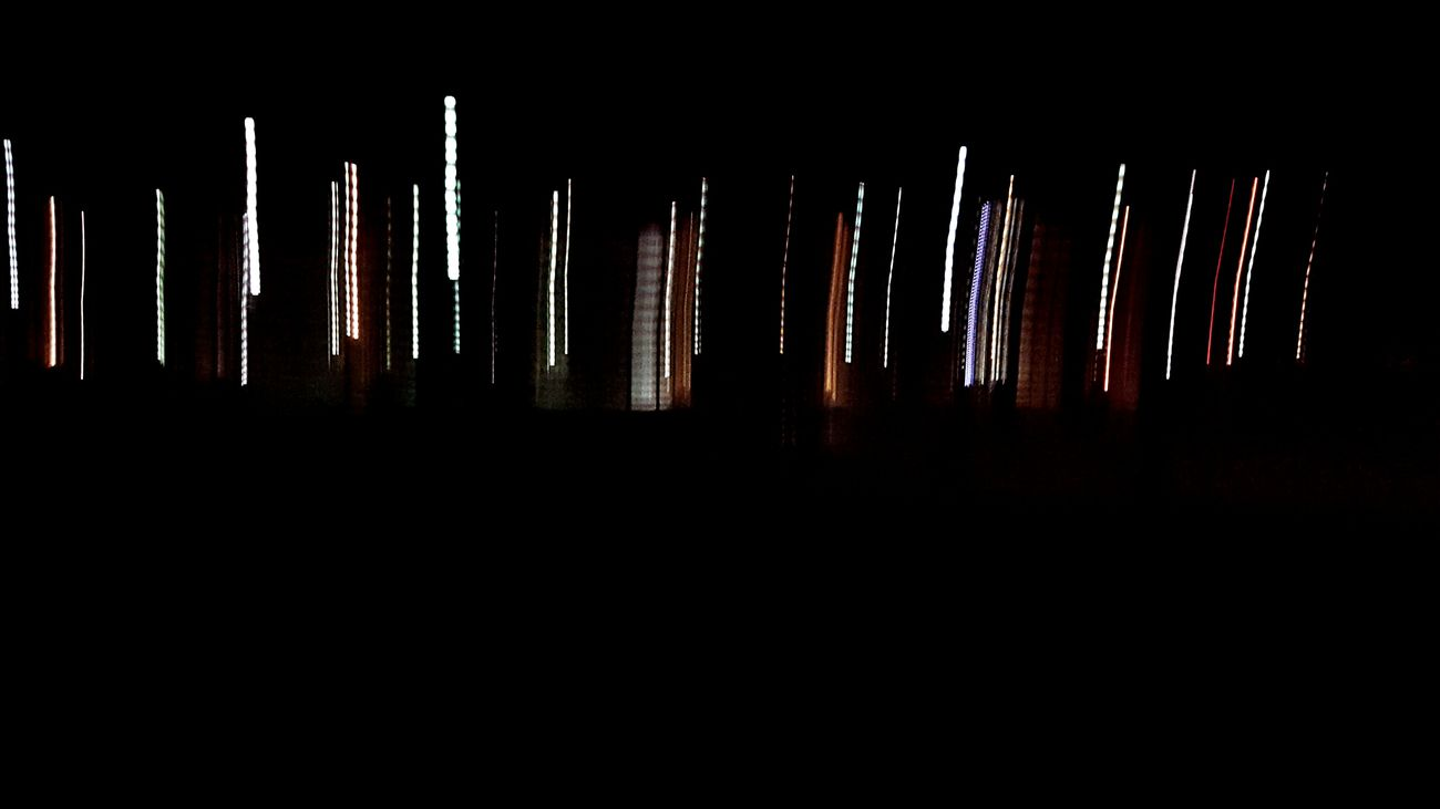 Different. Absrtact Lights Lines Color