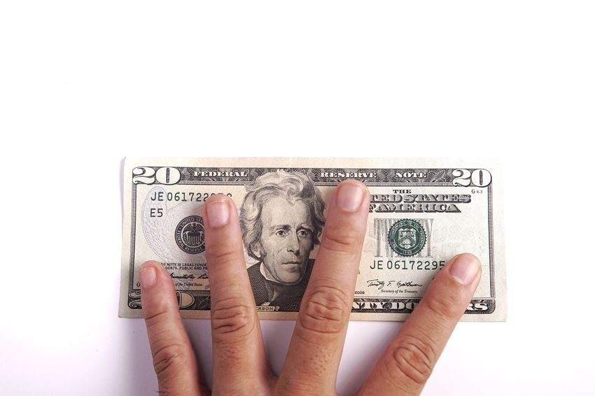 Us Currency Finance Paper Currency Wealth Business US Dollar Dollar Bill Banking Dollars