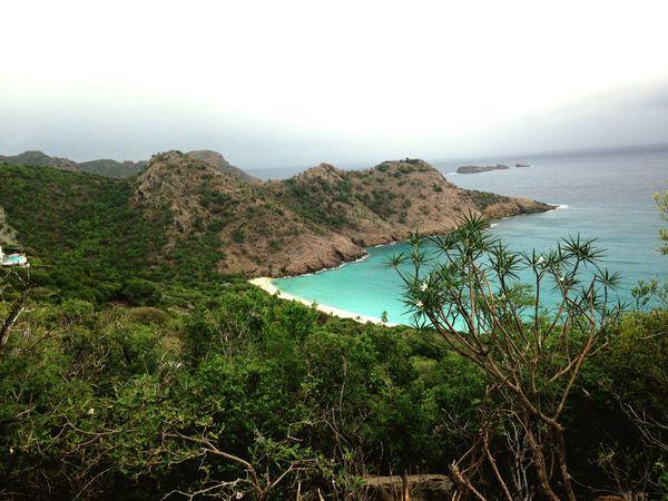 Beach Caribbean Caribbean Sea Nature Wild Beach St Barths Island White Sand Beach Landscapes With WhiteWall