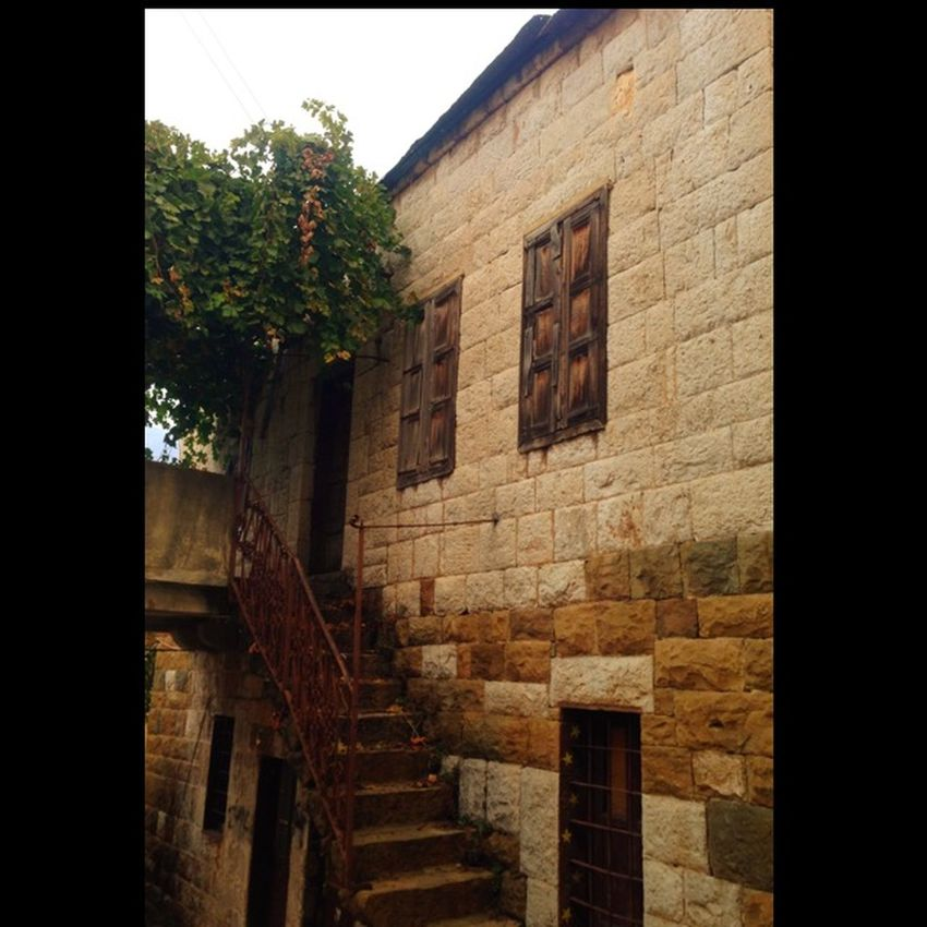 Old House Lebanon In Photos Lebanon