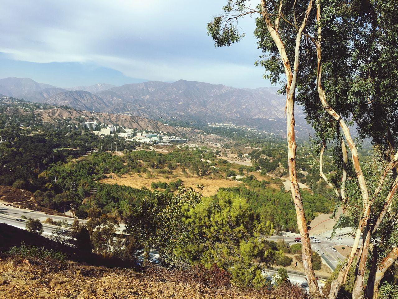 La Cañada CA San Gabriel Valley  View