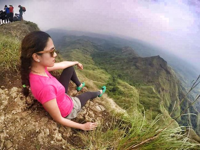 At the EDGE of the Earth. ;) Goprophotograpy_ Goprohero4 Mountain Climbing Wanderlust