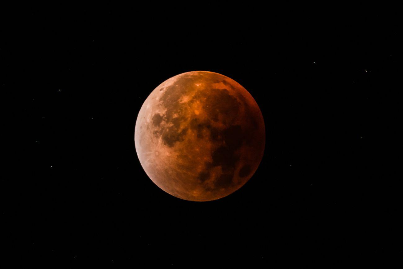 Mondfinsternis Moon Lunar Eclipse Super Moon Bloodmoon My Best Photo 2015
