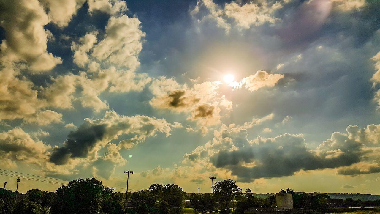 Sun Partly. Chillicotheohio