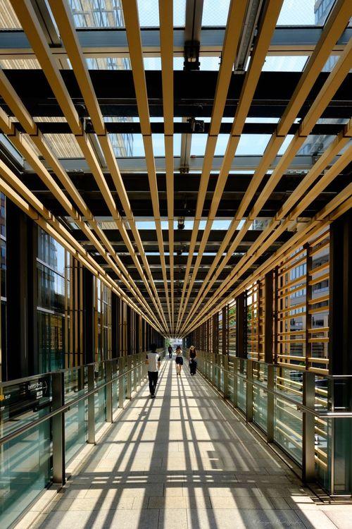Tokyo Midtown Corridor Fujifilm_xseries FUJIFILM X-T1 XF 16mm F1.4 R WR EyeEm EyeEm Best Shots TOWNSCAPE