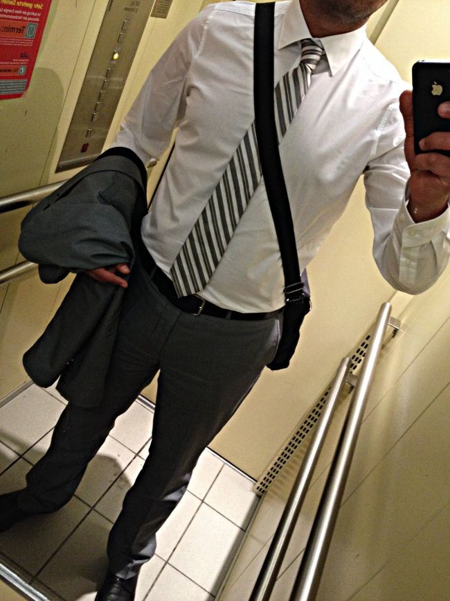 Today's Hot Look Business Suit Take A Part Of Me