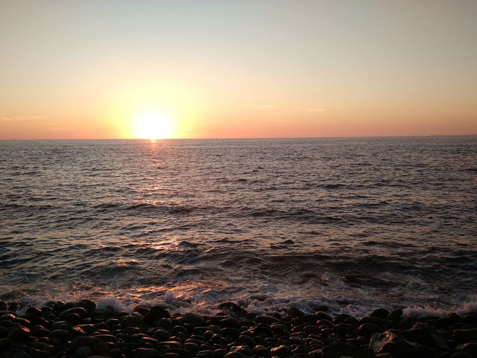 Sunset Sea Beauty In Nature Sunlight Horizon Over Water Dramatic Sky Scenics Sky Nature Outdoors Tranquility Sun Beach Tranquil Scene No People Water Landscape Day Mexico Puerto Vallarta Mexican Sunsets Sunset_collection Sunset Silhouettes Romantic Sky Dramatic Sky