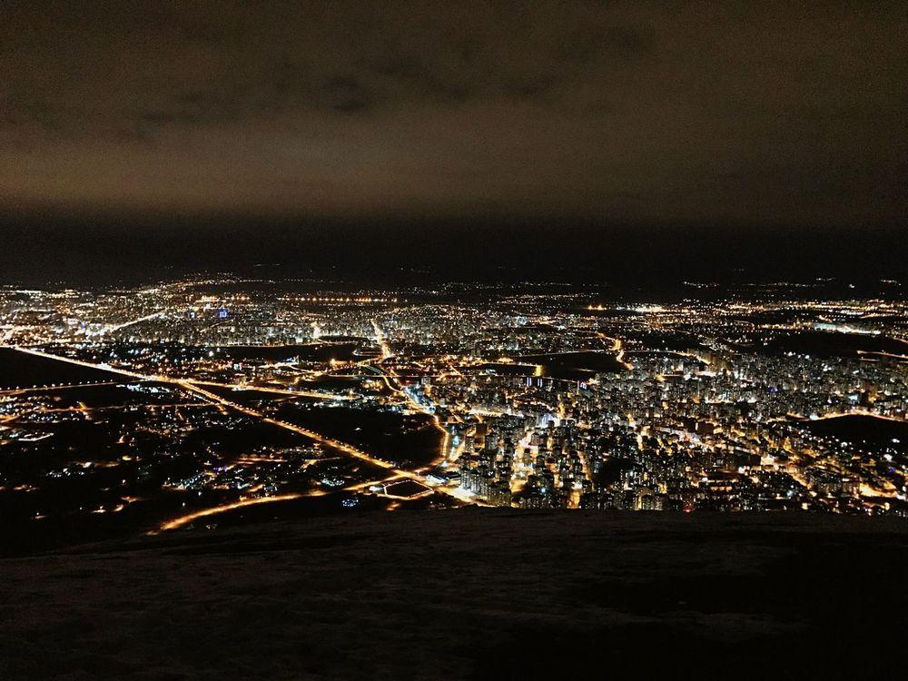 Kayseri/Talas First Eyeem Photo The City Light The City Light