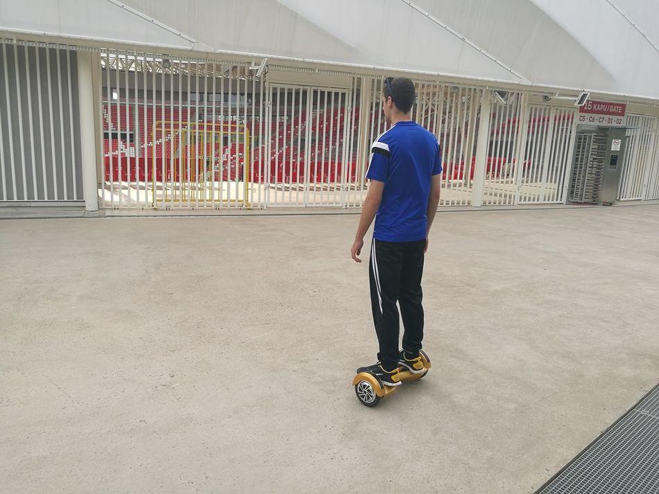 Hoverboard Hover Board Debrecen Nagyerdő Nagyerdei Stadion