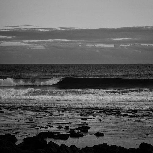 Belles vagues à St Pierre LaReunion