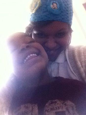 Me And Jayden Being Goofy