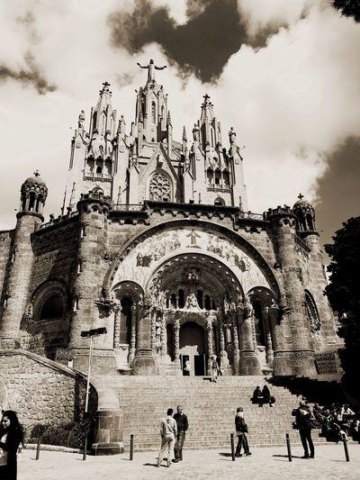 Barcelona Tibidabo Amazing Crazy Journey Best View Place To Be  Neighborhood Map The Architect - 2017 EyeEm Awards EyeEmNewHere