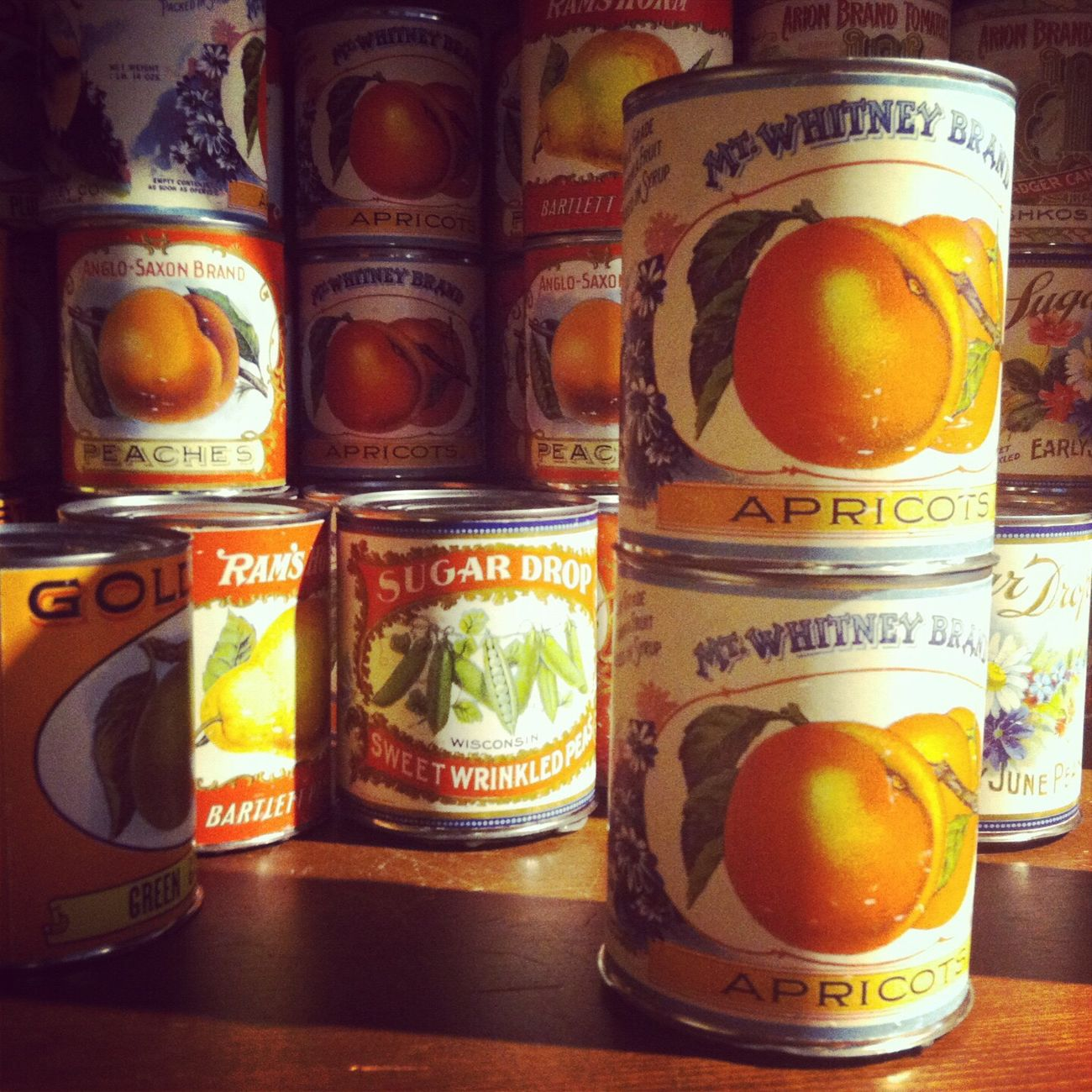 Apricot Cannedgoods Canned Food Food Grocery Store