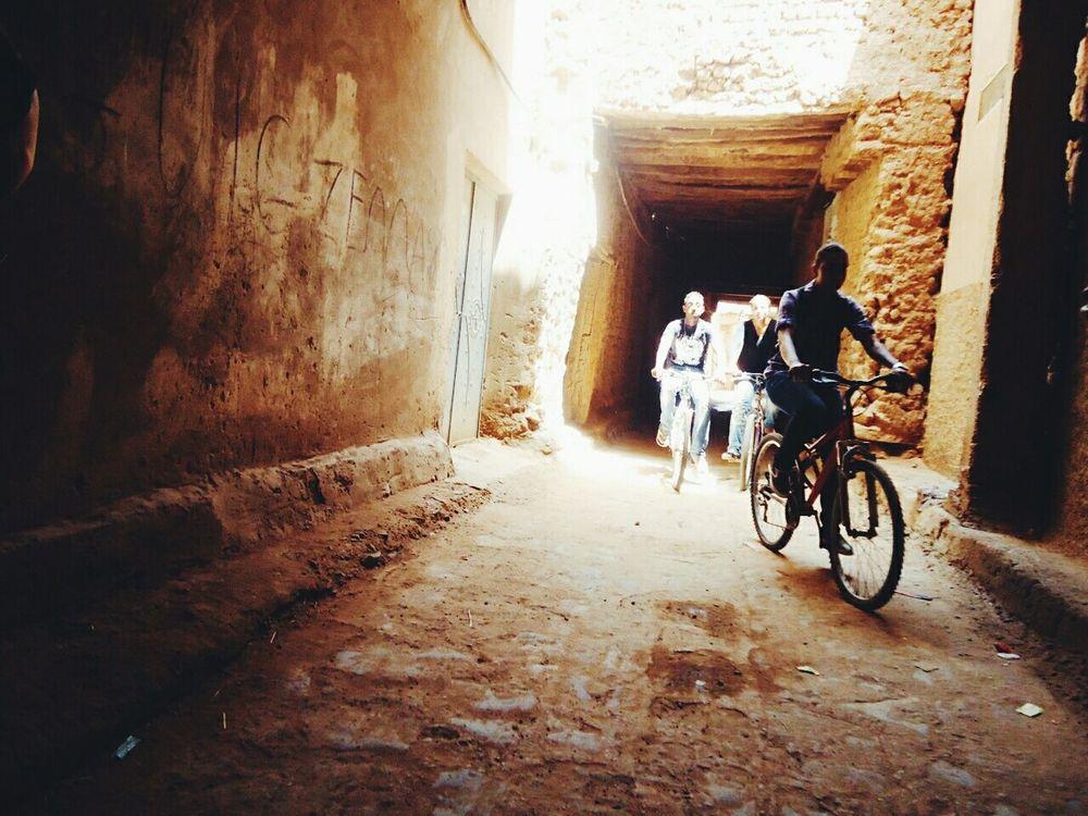 On Your Bike Figuig Morocco Light And Shadow Light