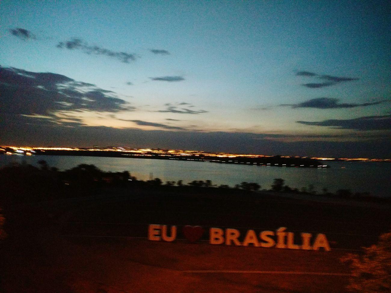 Brasília - Brazil Outdoors Night Illuminated