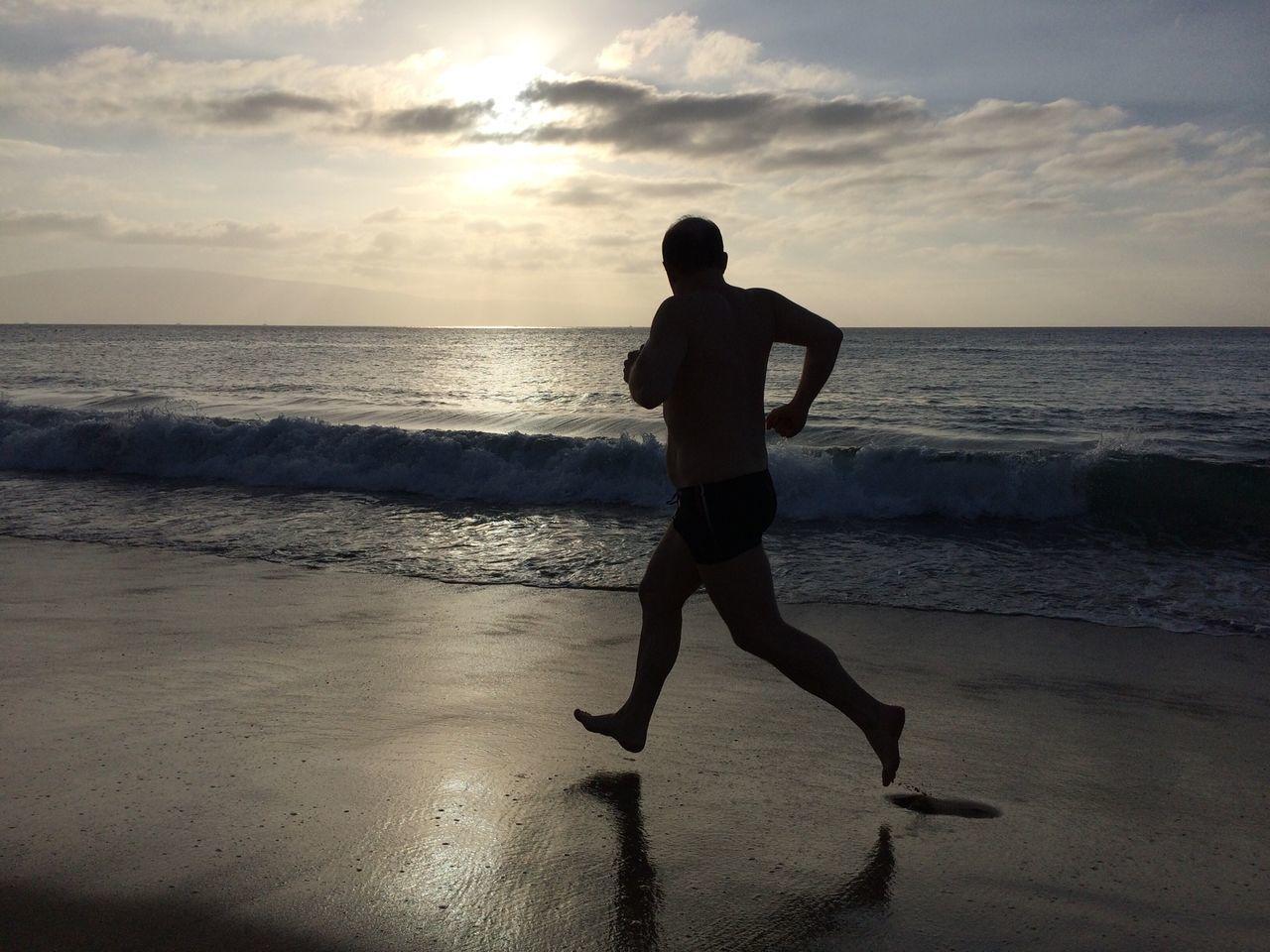 Maui Sunset Running EyeEm Best Shots