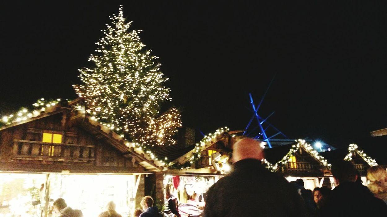 Centro Oberhausen Chrismas Market