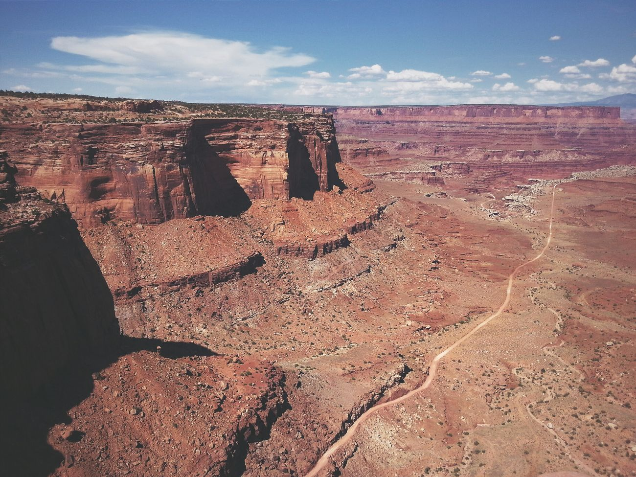 Beautiful stock photos of earth, Arid Climate, Beauty In Nature, Cliff, Cloud