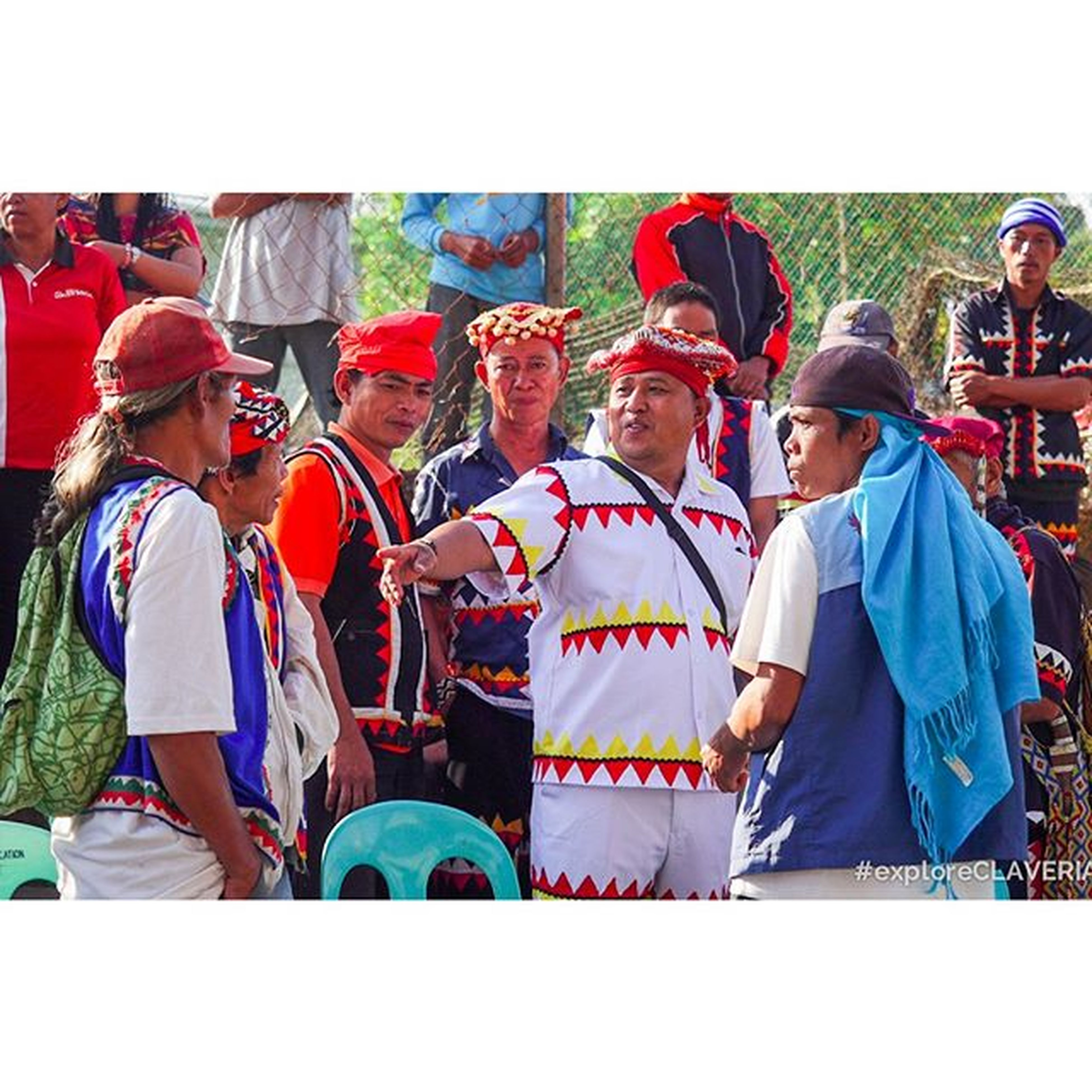 Random clicks from our festival documentation Maisfestival Claveria Misamisoriental ExploreCLAVERIA indigenous people day travelph people earth