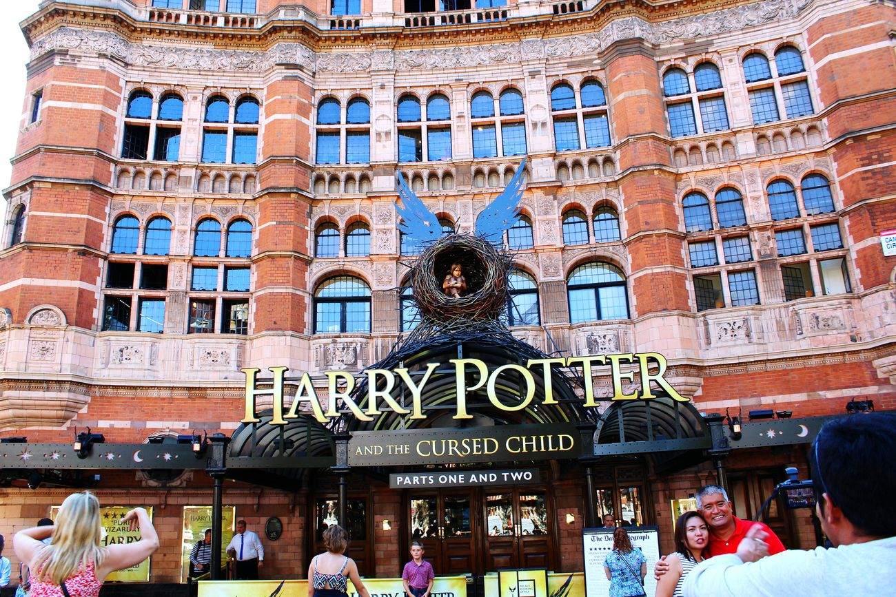 Harrypotter LONDON❤ Great Britain Harry Potter Holidays In England Canon1200d Love It