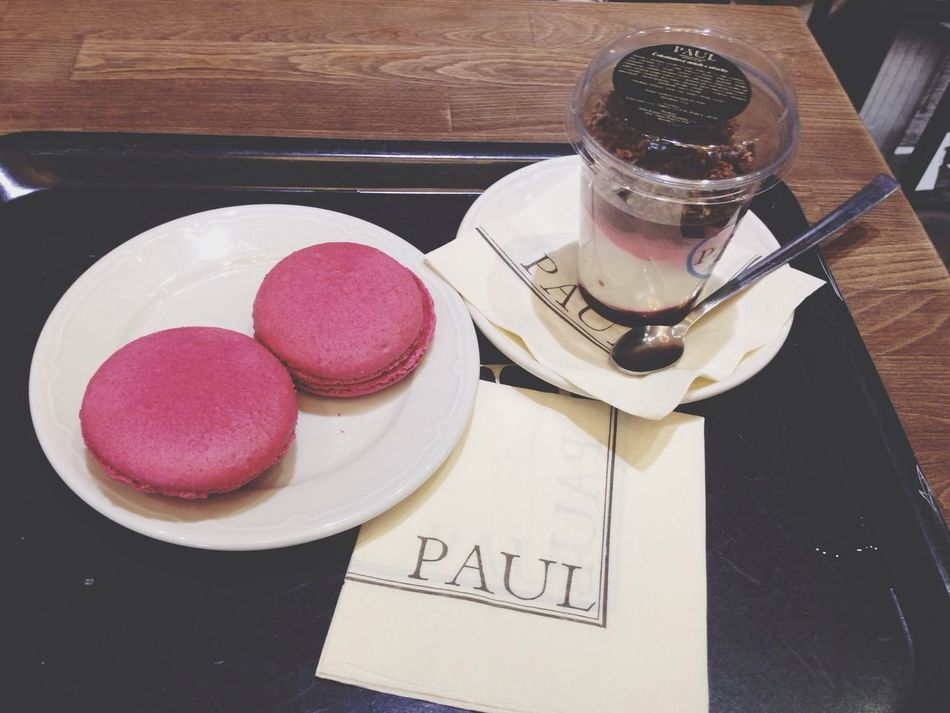 Paul Macarons Best Sweet