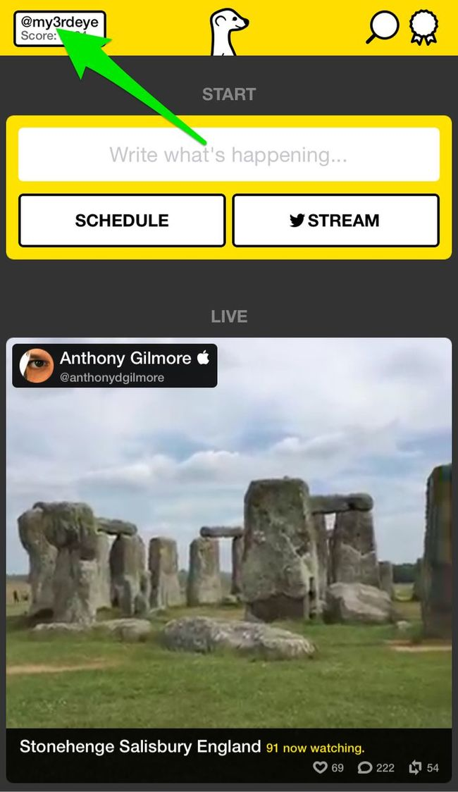 You're missing out! 😎 Fomo Meerkat Meerkat App Live Streaming Followme @ my3rdeye Appmeerkat