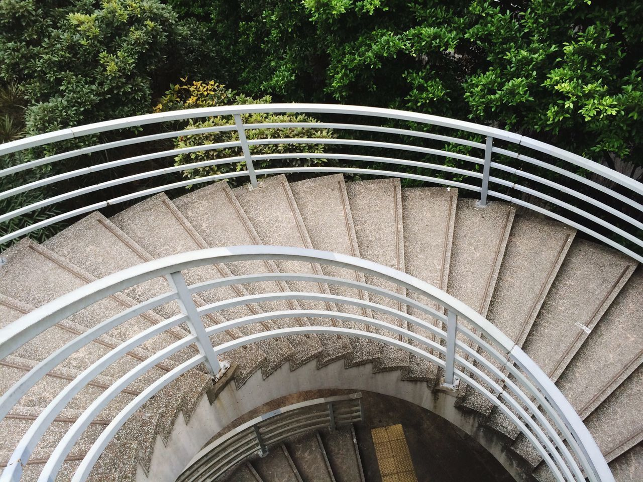 Architecture Built Structure No People Looking Down Looking Down From Above Stairs Turning Curve Walking Around Taking Pictures Walking Around The City  Day Outdoors