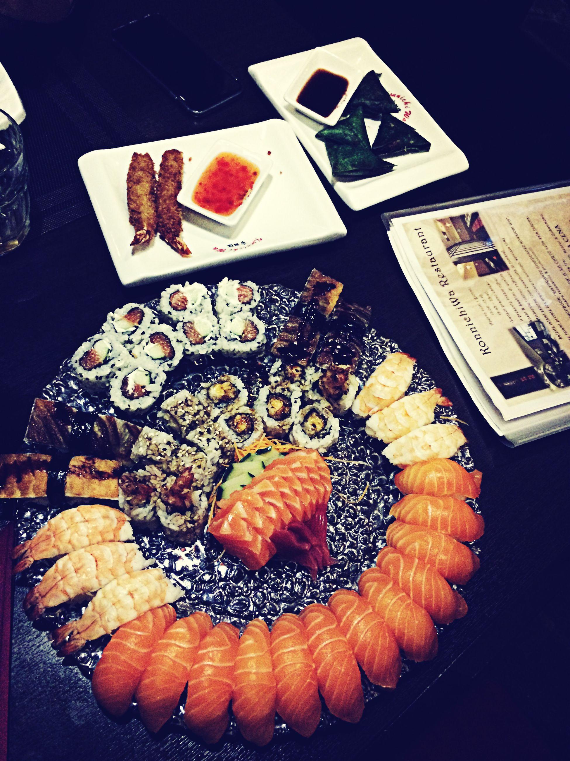Sushi Again Letsgetfat