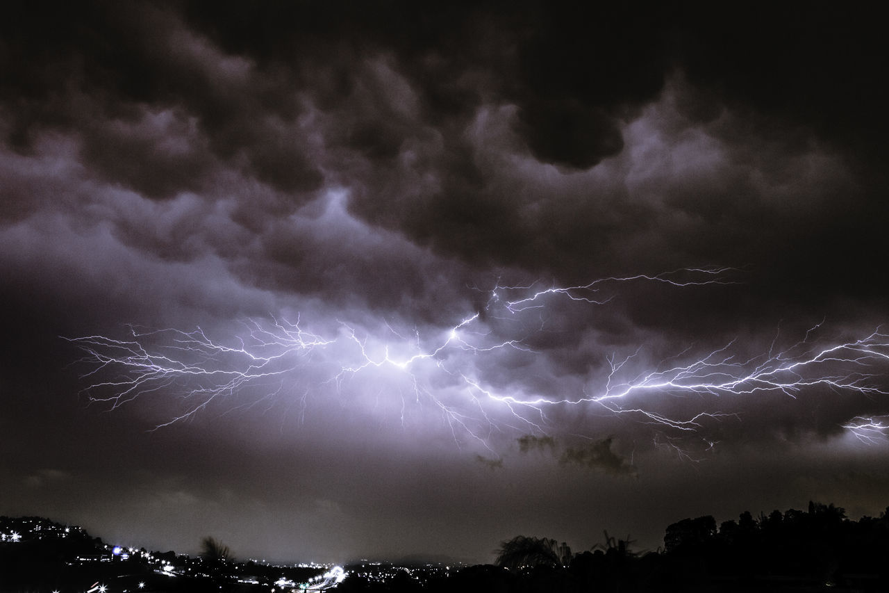 """Thunderstorms over Johannesburg and the lightning is very, very frightening. A more """"gothic"""" take on the thunderstorm. Africa Bolt From The Blue Dark And Stormy Night Dramatic Sky Electrical Storm Forked Lightning Johannesburg Johannesburg Stor Lighting Strike Lightning Bolt Lightning Bolts Lightning, Nightscape Nightshot Outdoors Power In Nature Rain Storm Sky South Africa Storm Storm Cloud Stormy Weather Thunder And Lightning Thunderstorm Weather"""