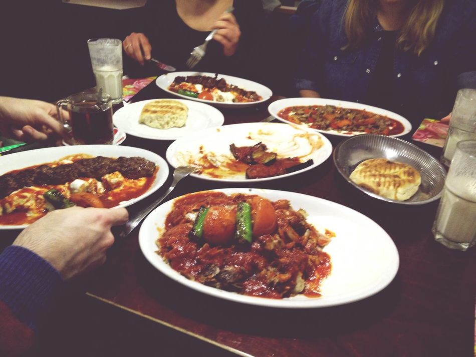 Eating With Friends Eating Out Turkish Food Foodphotography