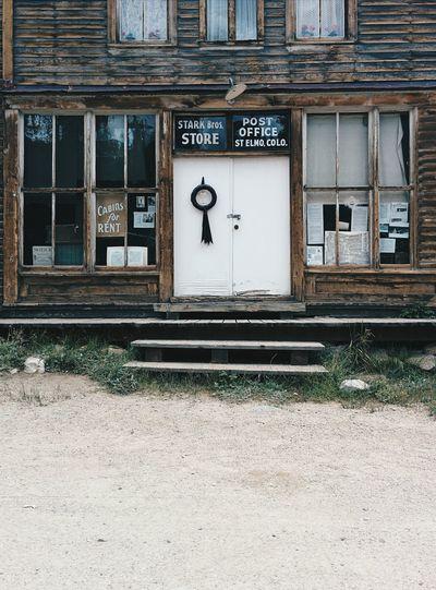 St. Elmo, ghost town. Vscocam Mission Mystery Colorado St. Elmo