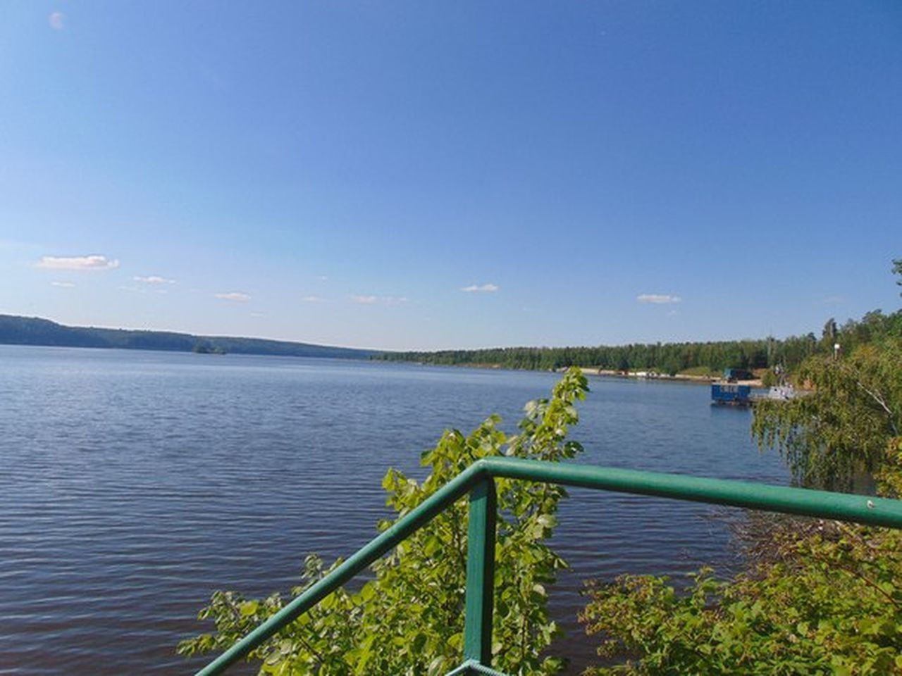 outdoors, blue, water, day, sky, nature, clear sky, no people, plant, lake, scenics, beauty in nature, tree