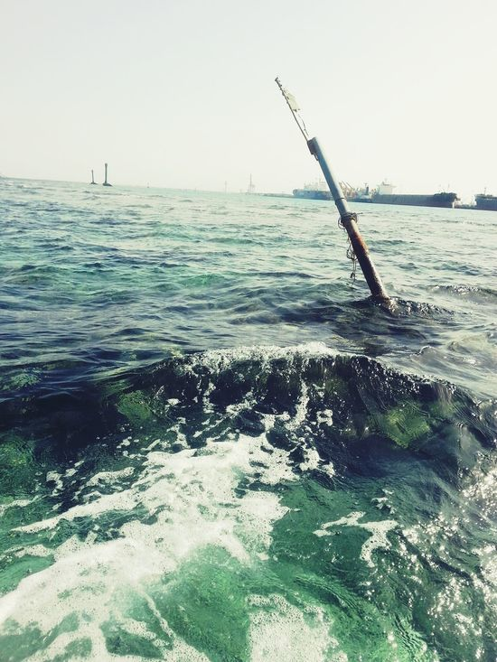 Water Sea Outdoors Sky Day No People Nature RedSea Scenics Clear Sky Beauty In Nature Tranquility Blue Portsudan