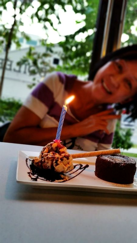Asian  Female Adult Lava Cake Happy Cake HappyBirthday Singapore
