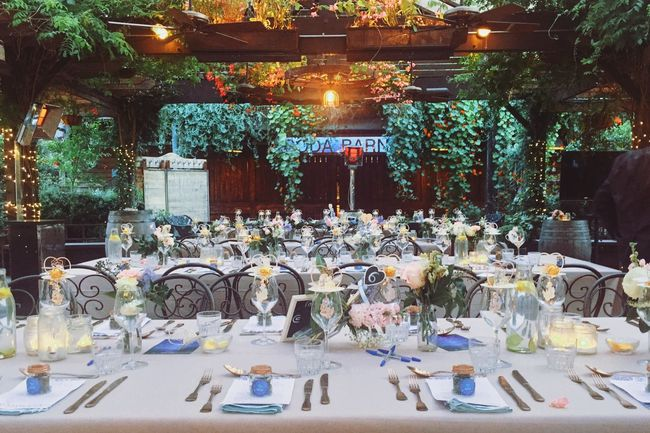 Wedding at The Grounds of Alexandria. Table Setting Tables Wedding Wedding Photography Thegroundsofalexandria Sydney Pretty Romantic Lovely No People Place Setting