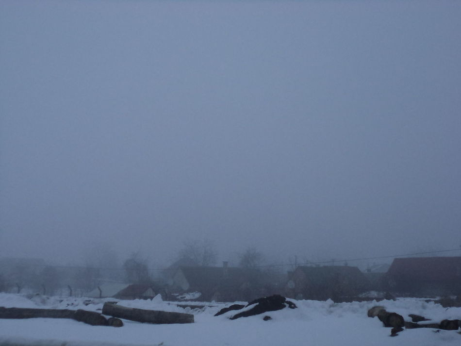 Cold Temperature Day Landscape No People Outdoors Sky Snow Weather Winter