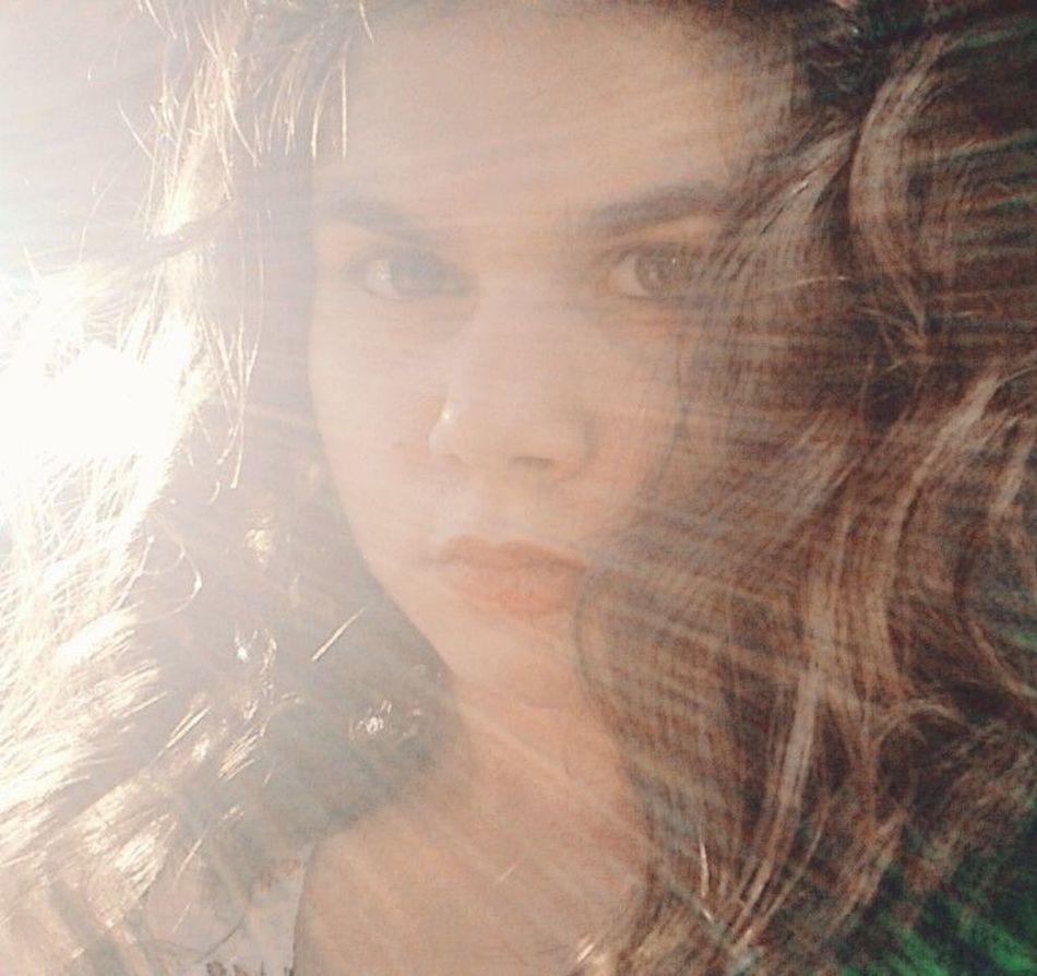 Hello World!That's Me in aNatural Light Portrait. LoveSuneffects. First Eyeem Photo