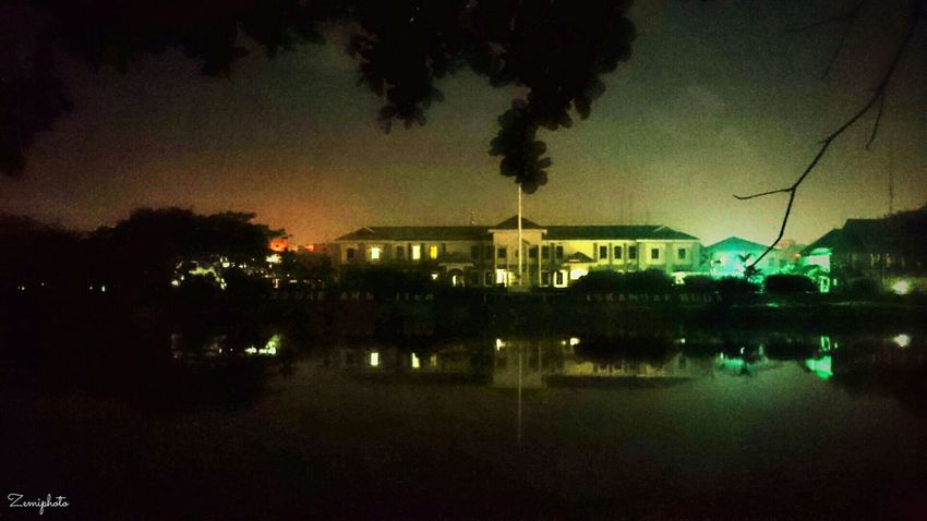 Kodam iskandar muda Night Nightphotography Aceh BandaAceh XperiaZ3compact Xperiaphotography Zemiphoto