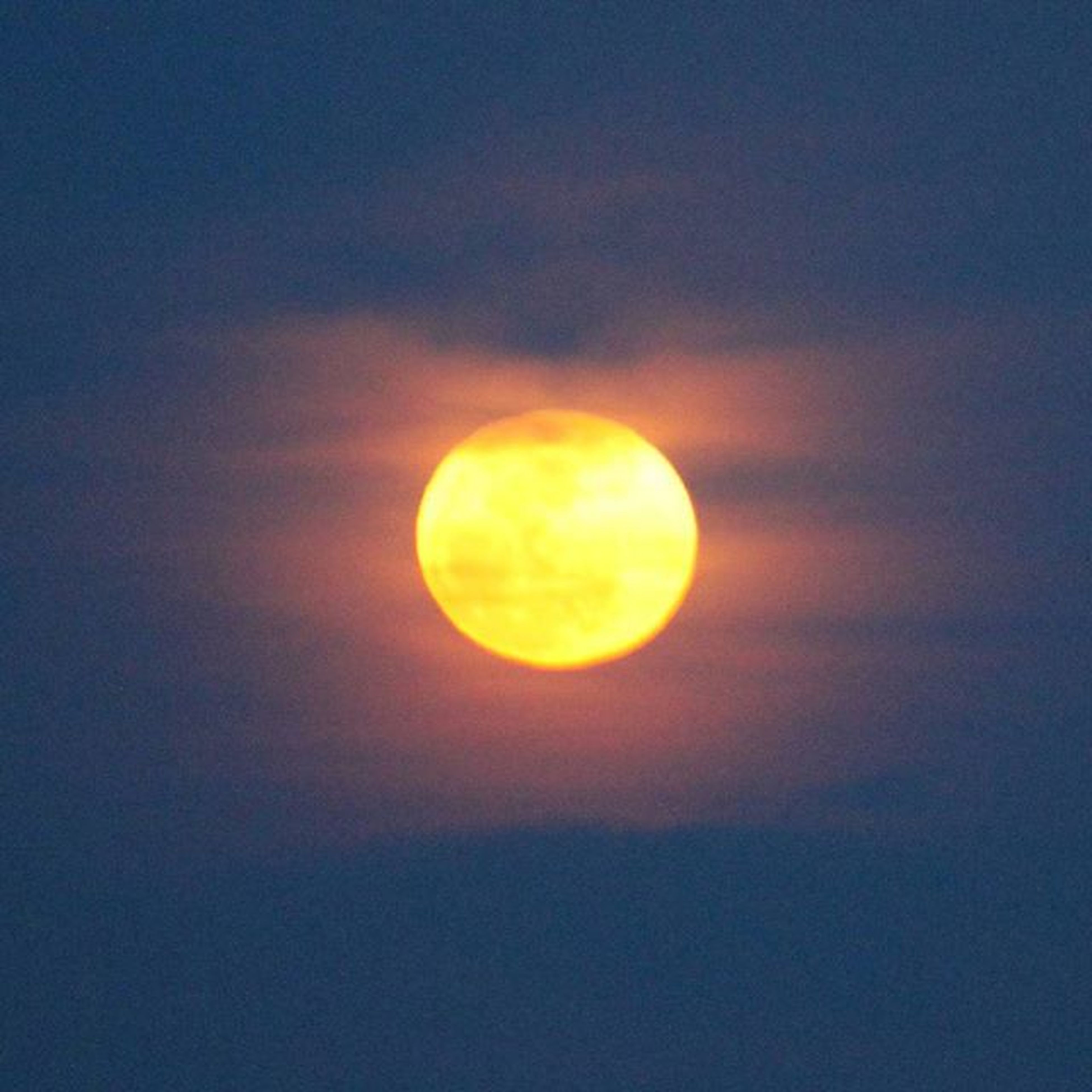 moon, scenics, beauty in nature, sun, sky, tranquil scene, tranquility, sunset, full moon, circle, nature, low angle view, planetary moon, idyllic, majestic, orange color, astronomy, sky only, copy space, outdoors