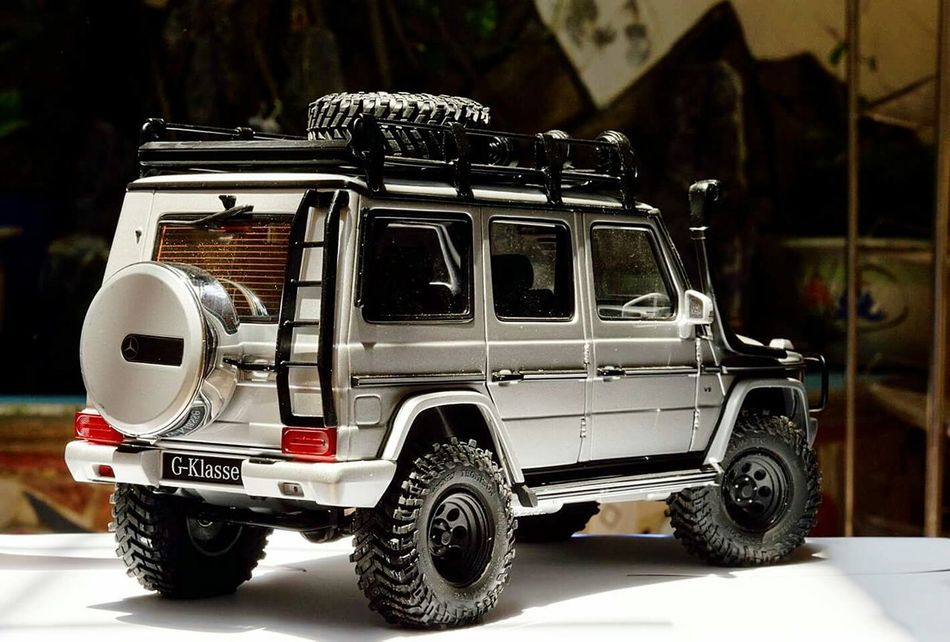 Another angle of Merc G :) Diecastphotography Diecastcars Mercedes