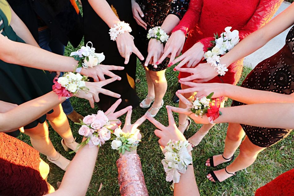 Flower Togetherness Human Body Part Celebration High Angle View Human Hand Fun Friendship Day Low Section Wedding Outdoors Adult Wedding Ceremony People Human Leg Adults Only Bonding Bride Real People