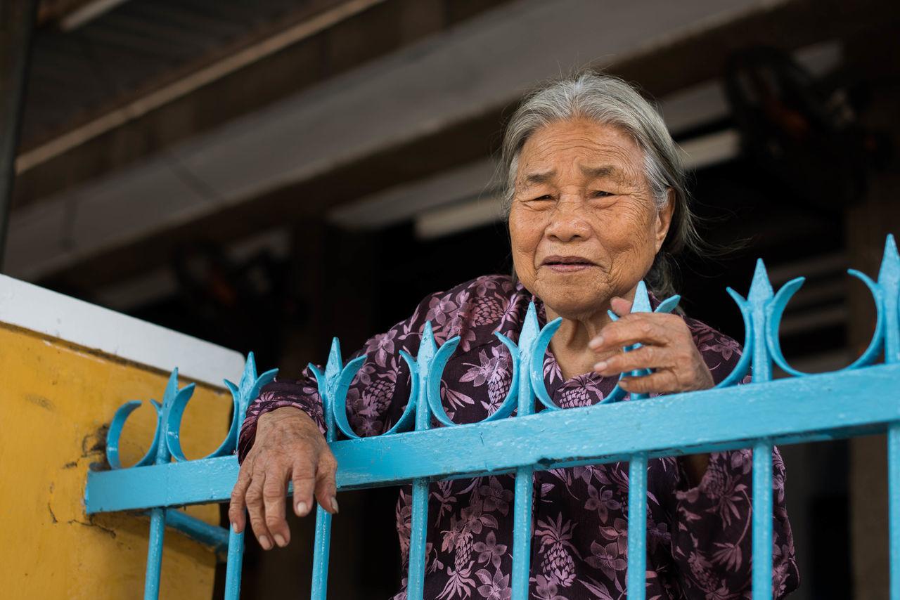 Asian Womand Day Hoi An Old Woman Portrait Street Photography Vietnam Vietnam Street Life Vietnamese Woman ,
