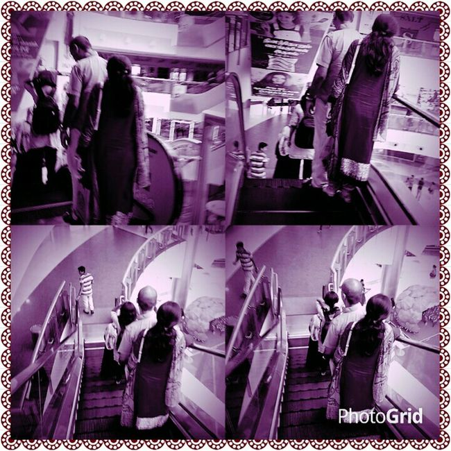 The escalator! Taking Photos Escalator Check This Out Enjoying Life Hanging Out Hello World True Colours Of Life Exceptional Photographs Q Quintessential Ayubkhan.U Ayub The Poet Visual Poetry Quality Photography Shopping Mall Shopping ♡ Make A Difference Showcase March Remembering The Times Yeah Springtime! Surprises