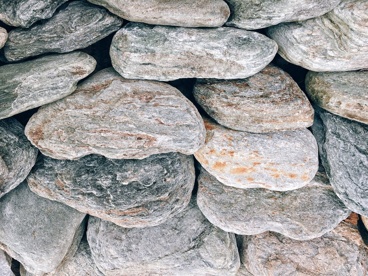 Eyeem Philippines Full Frame Backgrounds Rock - Object Large Group Of Objects No People Nature Bakery Loaf Of Bread Outdoors Close-up Day