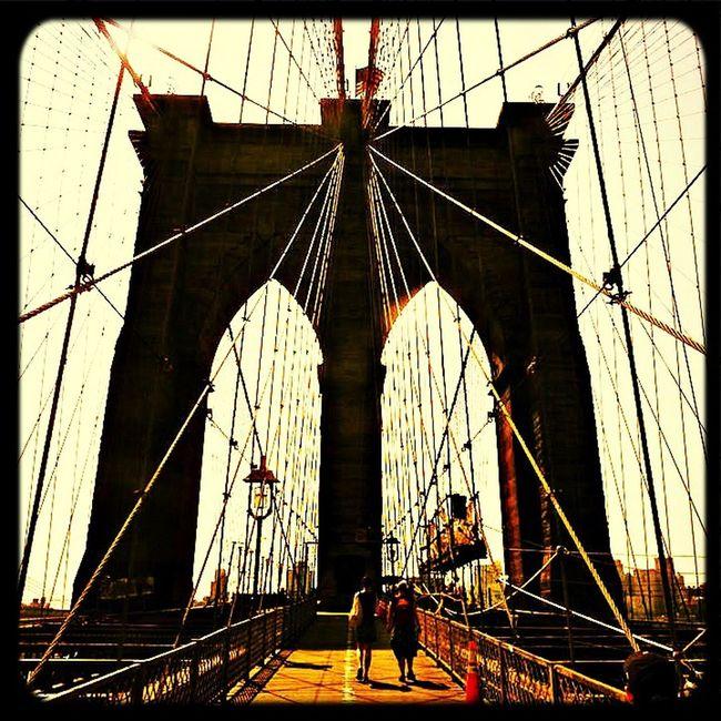 Brooklyn bridge New York First Eyeem Photo