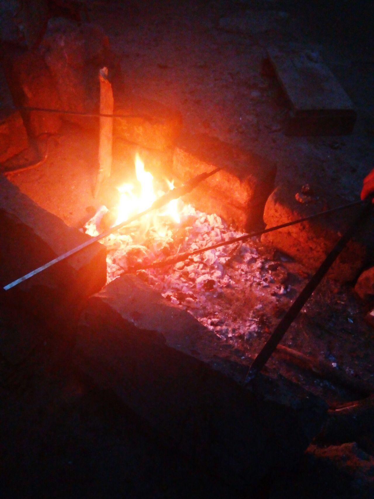 Burning Flame Luminosity Flame Burning Fire - Natural Phenomenon Heat - Temperature Glowing Night Bonfire Firewood Outdoors Paving Stone Damaged Campfire Fire Pit No People Luminosity