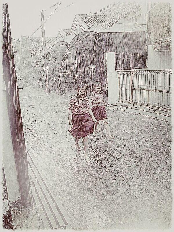 December Rain by Ui N