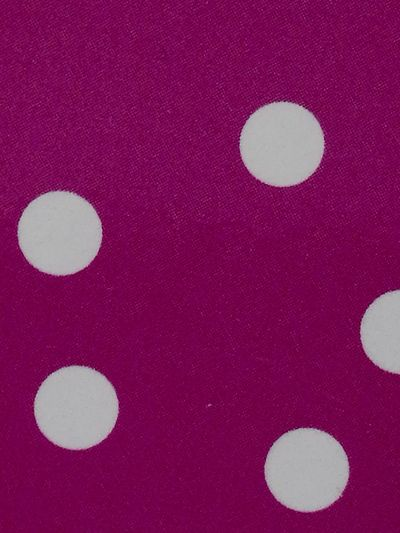 Purple Polka Dots  Variation Background Full Frame Off Center Off Centre Dots No People