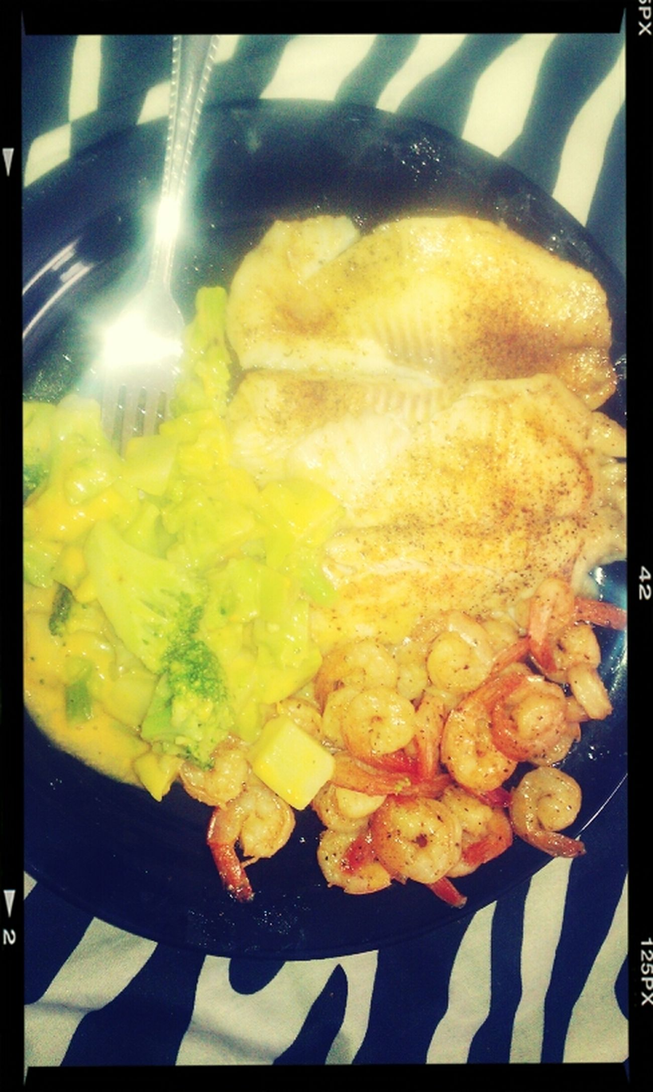 In The Kitchen I Went HAM <3